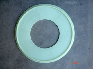 Glow in the dark FRISBEE (75 grams each)