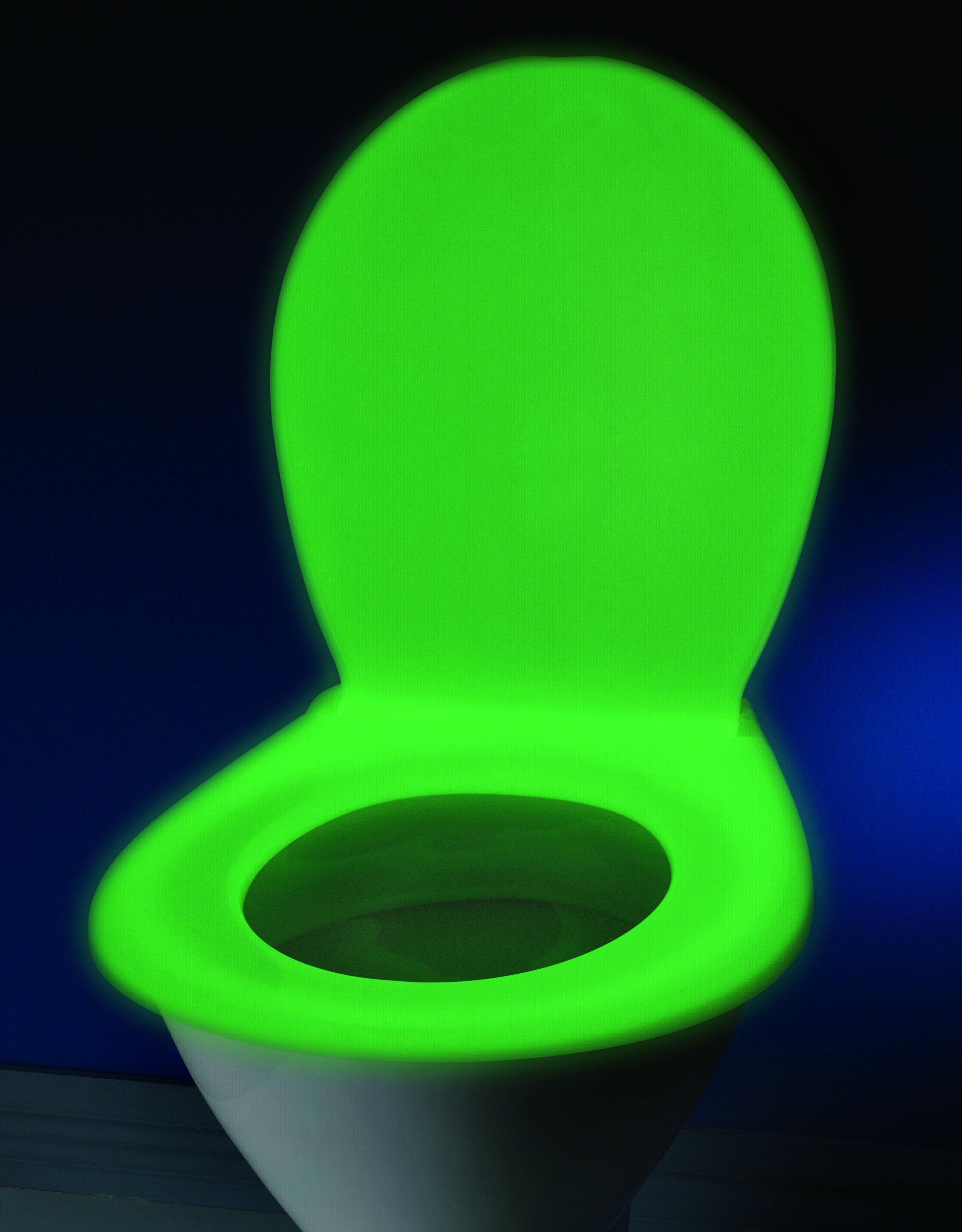 dark green toilet seat. Green glow toilet seat  Glow In The Dark Pty Ltd